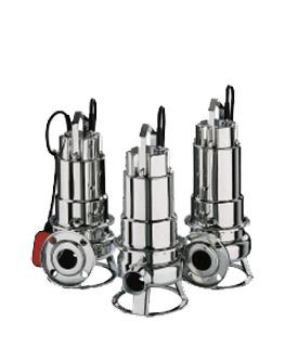 Bơm chìm nước thải Ebara DW VOX 300, DW, DW VOX